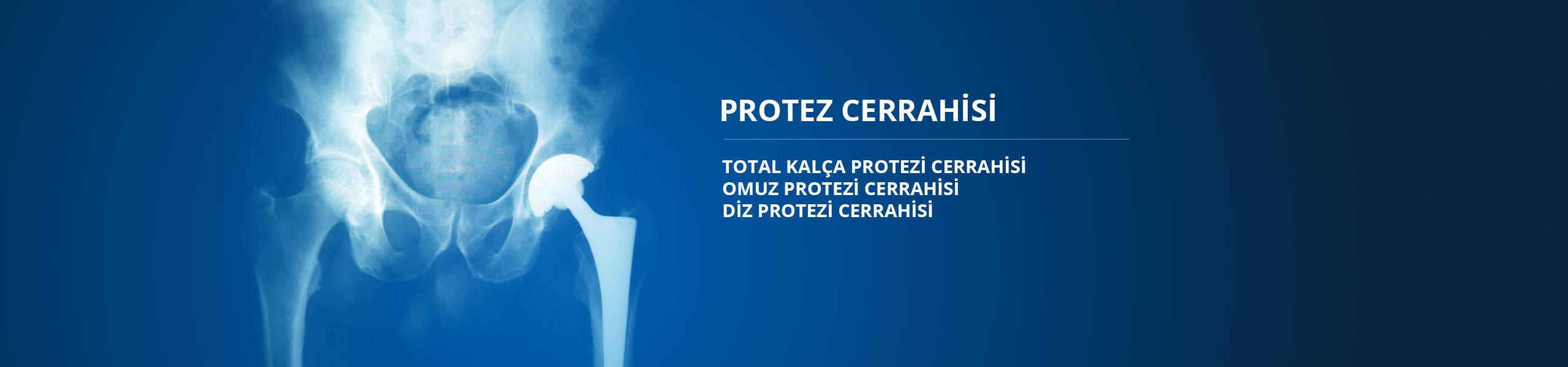 Protez Cerrahisi - Prof. Dr. Şenol Akman